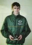 Padraig Forde pictured after receiving his award. Taken 3rd December 2000.