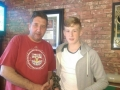 Jack Lenihan U16 Player of the Year
