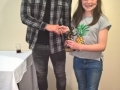 Laura McMahon U12 Girls Player of the Year