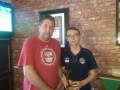 Mark Hayes U15 Player of the Year