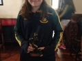 Nessa Houlihan U14 Girls Player of the Year
