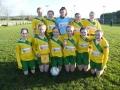 Ballingarry AFC U14 girls v Ballymackey