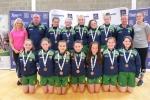 Ballingarry Girls win Bronze at Community Games National Finals.