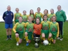 U12 A team Div. 1 Winners 2018