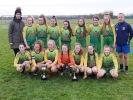 Girls Under 12 Cup winners 2019