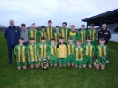 U14 Division 2 winners 2019