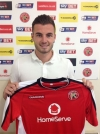 Forde signs up for Walsall