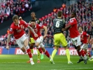 Walsall concede at Wembley