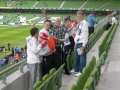 Davin, Denis, Mikey, Cathal & Pa at the Aviva Stadium
