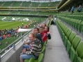 Jennifer, Ailis, Leanne, Lauren & Claire at the Aviva Stadium
