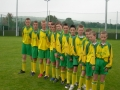 Ballingarry AFC Ballboy Squad.