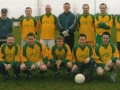Ballingarry AFC past player team which took on the Over 35s on 26th December 2005.