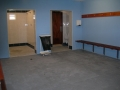 Project on Dressing rooms completed September 2011