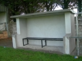 Dugouts are upgraded 2012