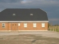 A picture of Ballingarry AFC's excellent clubhouse as it looks today. Picture taken March 2005.