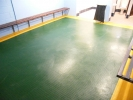 Safety Flooring - Visitors Dressing Room