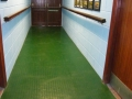 Safety Flooring - Hallway