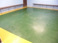 Safety Flooring - Home Dressing Room