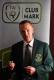 Shane Markham, Underage Committee, Ballingarry AFC, makes a presentation during the FAI Club Mark Presentation at Ballingarry AFC, Limerick.