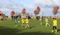 U10 Girls give training exhibition