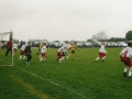 Action from game - Ballingarry 3 Damascus Stingers 1