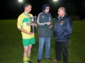 Manager George Quinlivan is interview by West Limerick 102fm