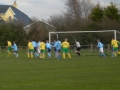 Ballingarry attack from a corner