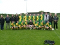 Ballingarry AFC Division 1 League Cup winners 2010/11