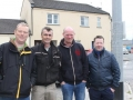 John, Padraig, Eamonn and Anthony