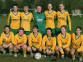 Ballingarry AFC Ladies starting 11 for the play off