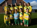 Ballingarry AFC U14 Girls 2015/16