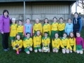Ballingarry AFC U10 Girls 2015/16