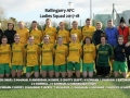 Ballingarry AFC Ladies squad 2017/18