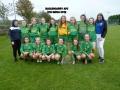 U16 Girls team 2019