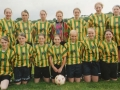 Ballingarry AFC Under 15 Girls Community Games Silver Medalists 2004