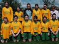 Ballingarry AFC Under 14 Girls Team 2004/05.