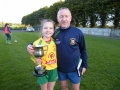Proud Dad and Manager Kevin O'Dwyer