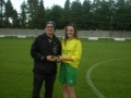 Orla O'Doherty U16 Girls Player of the Year