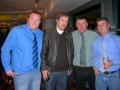 James Hayes, Ardal O Hanlon (Fr. Ted), Noel Hayes & James Cronin