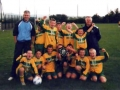 Ballingarry AFC Under 11 squad - winners of the Kilmallock Utd. Shield