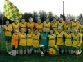 Ballingarry AFC Ladies Squad - Desmond Cup Winners 2005/06.