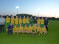 Ballingarry AFC LDLL Double winners 2018-19