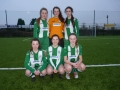 Ballingarrys M McCarthy, C Houlihan, A O'Keeffe, N Markham, A Clancy, N McNamara.