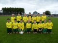 Ballingarry team that were beaten by Killarney Athletic in the U12 National Cup