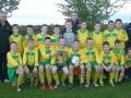 Under 12 league winners 2010/11