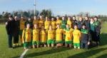 Ballingarry Ladies Desmond Cup winners 2016/17