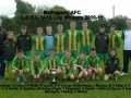 Ballingarry AFC U-13 Cup Winners 2011