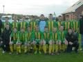 Under 14 Division 3 winners