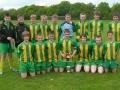 Ballingarrys Under 14 cup winners