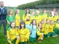 Ballingarry AFC LDSL Girls U12 Div 1 Winners 2012-13